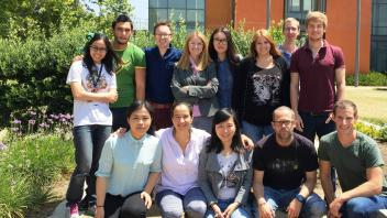 Barile Lab (May 2015)