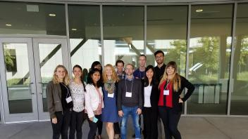 Barile Lab at the IMGC (Sept 2016)