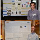 Barile Lab Graduate Students win 1st place and 3rd place at the The Sixth Annual Graduate Student Research Poster Competition